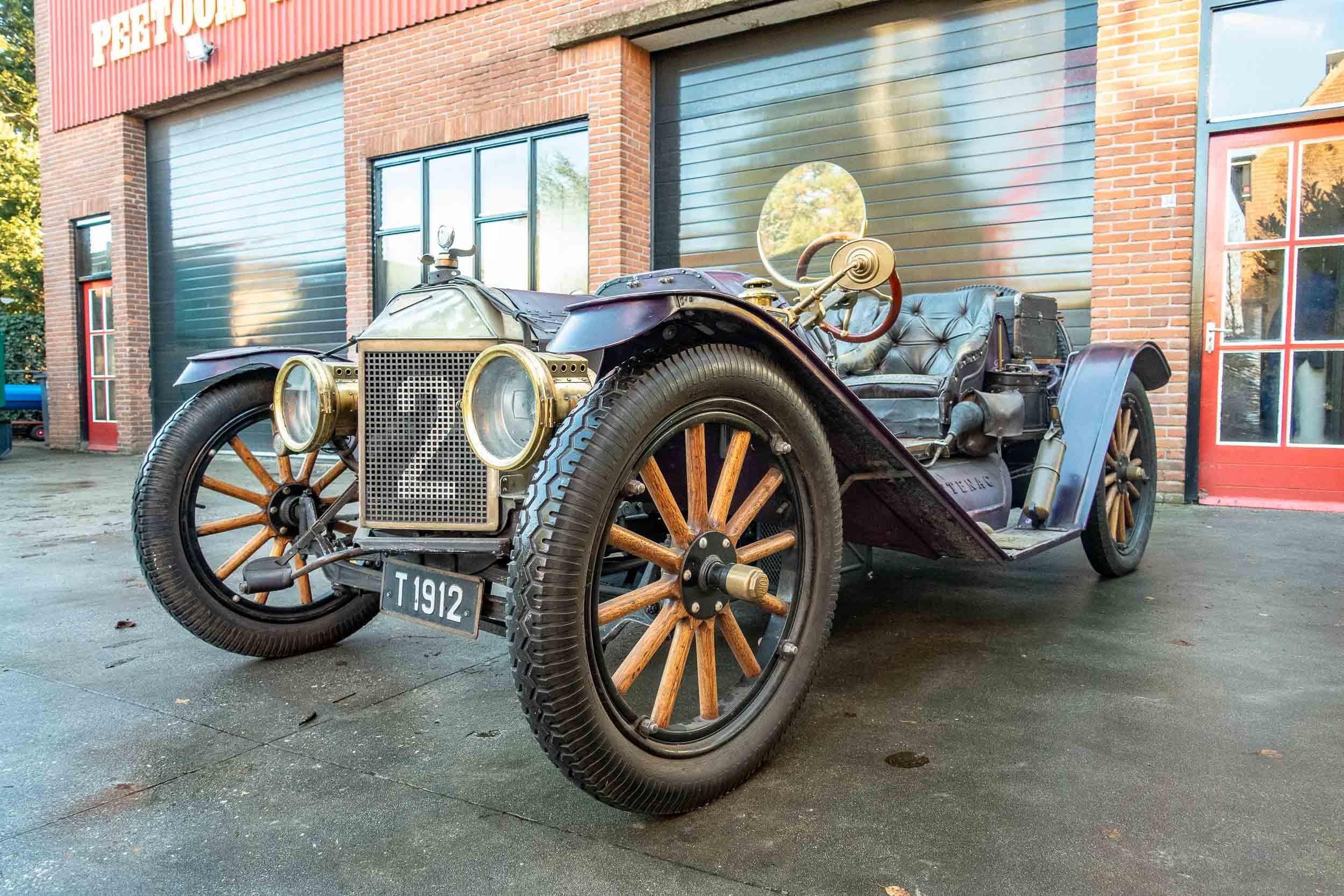 Ford Model T Speedster 1912 Frontenac