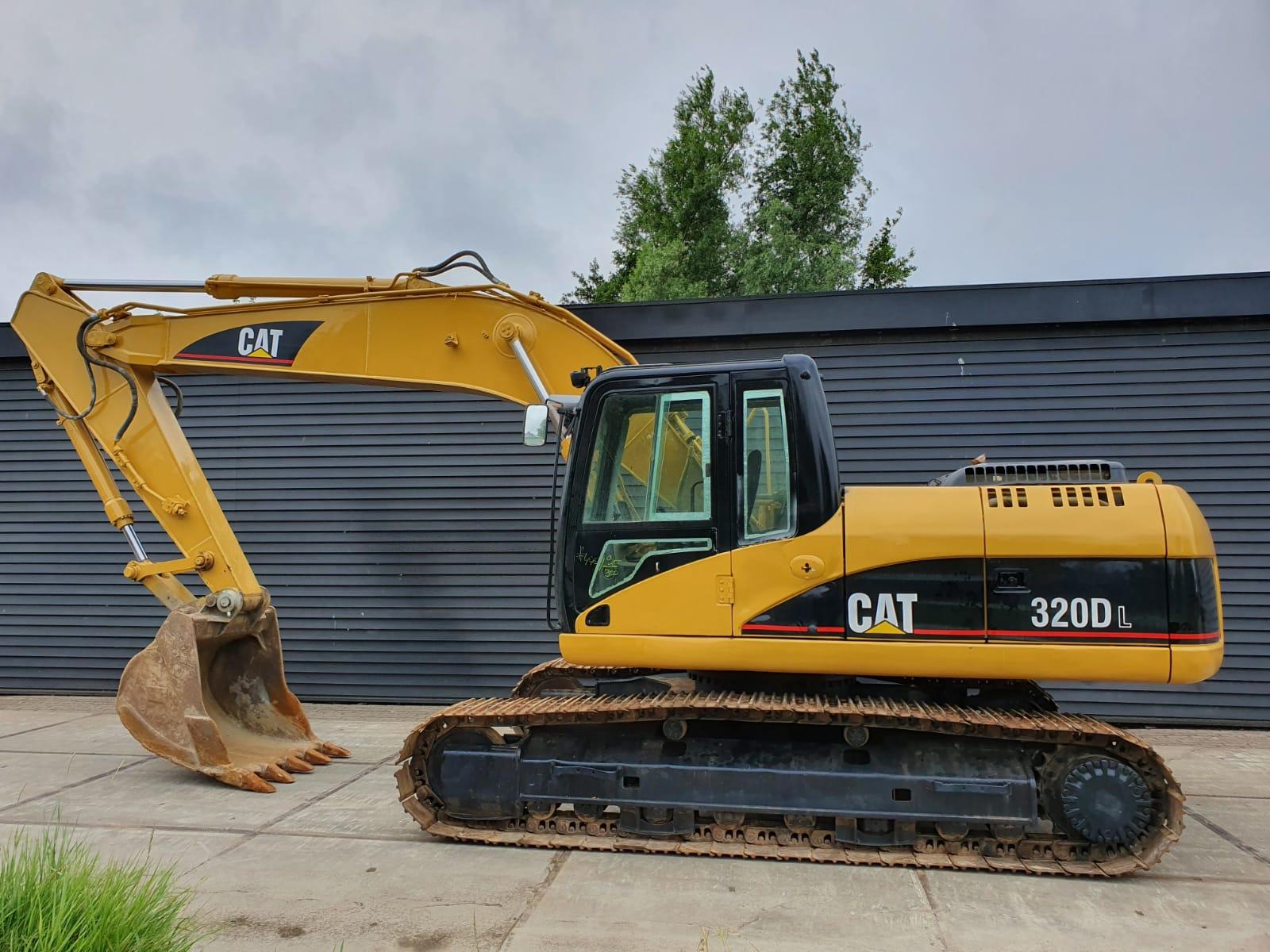 Caterpillar 320 DL