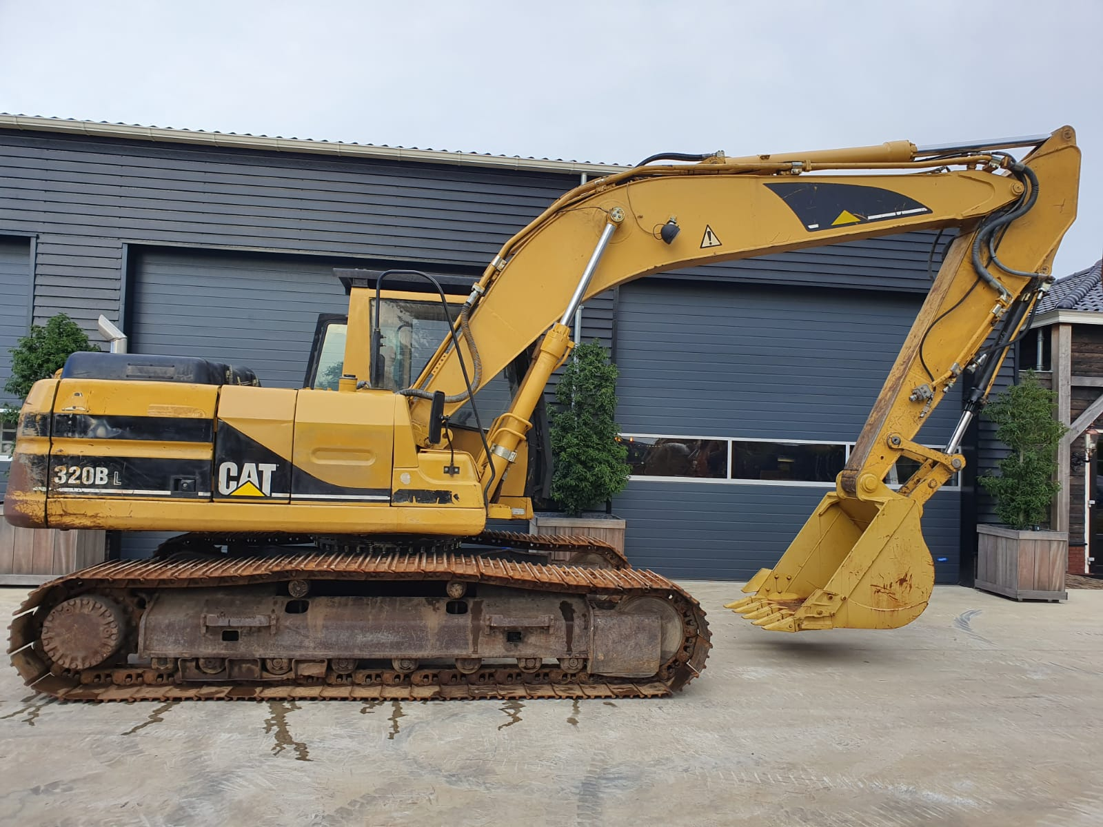 Caterpillar 320 BL SOLD