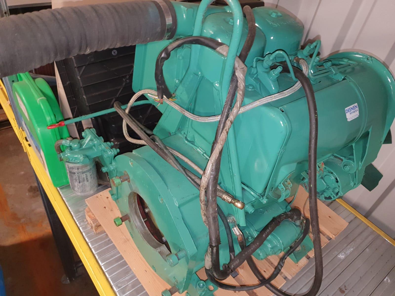 Deutz 511 verbrandings motor