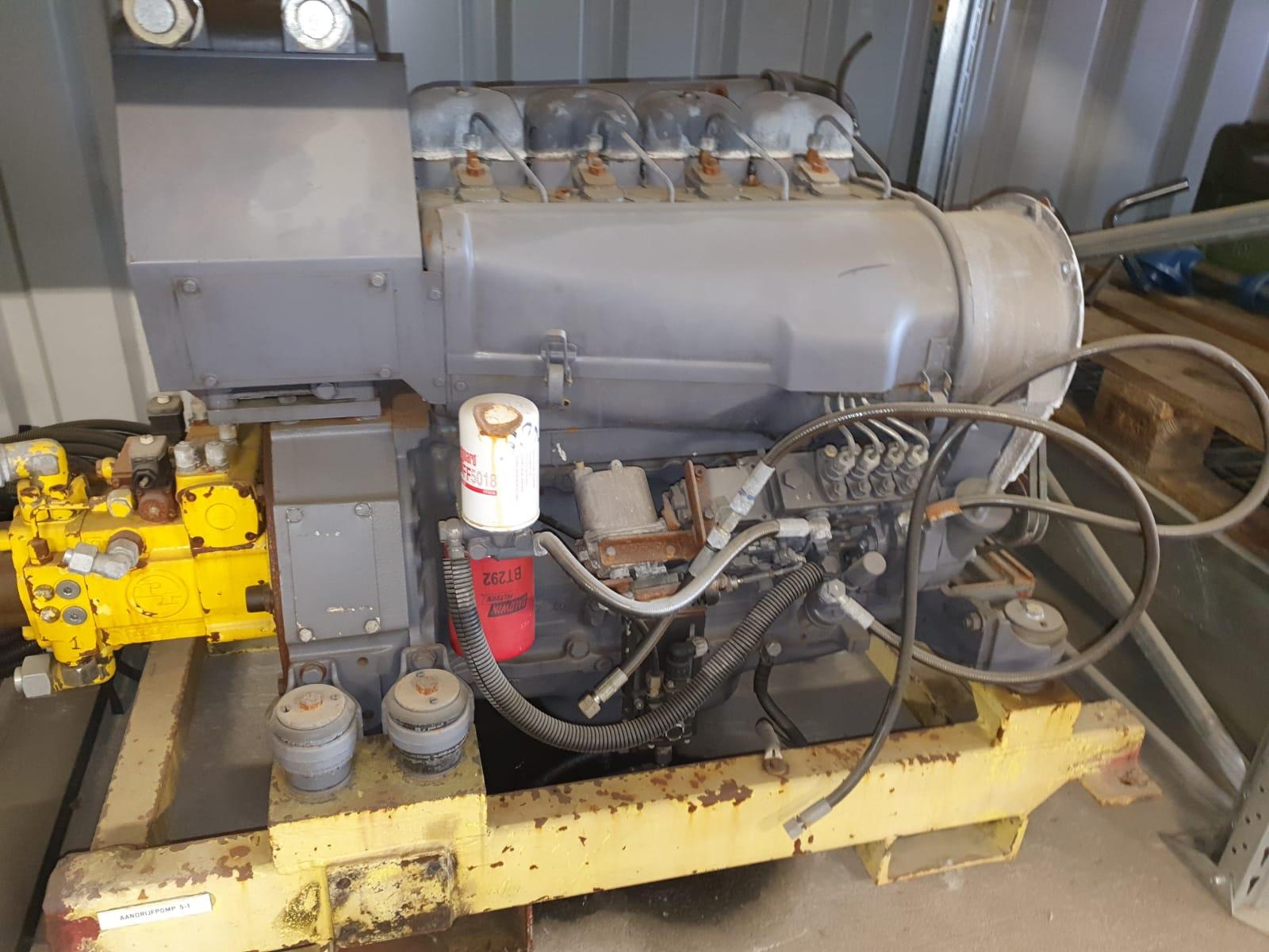 Deutz 914 Verbrandings motor
