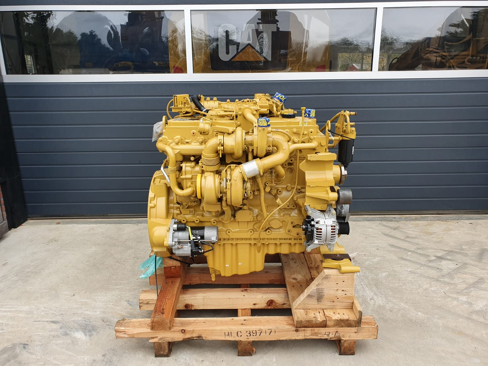 Caterpillar C7.1 Engine NEW