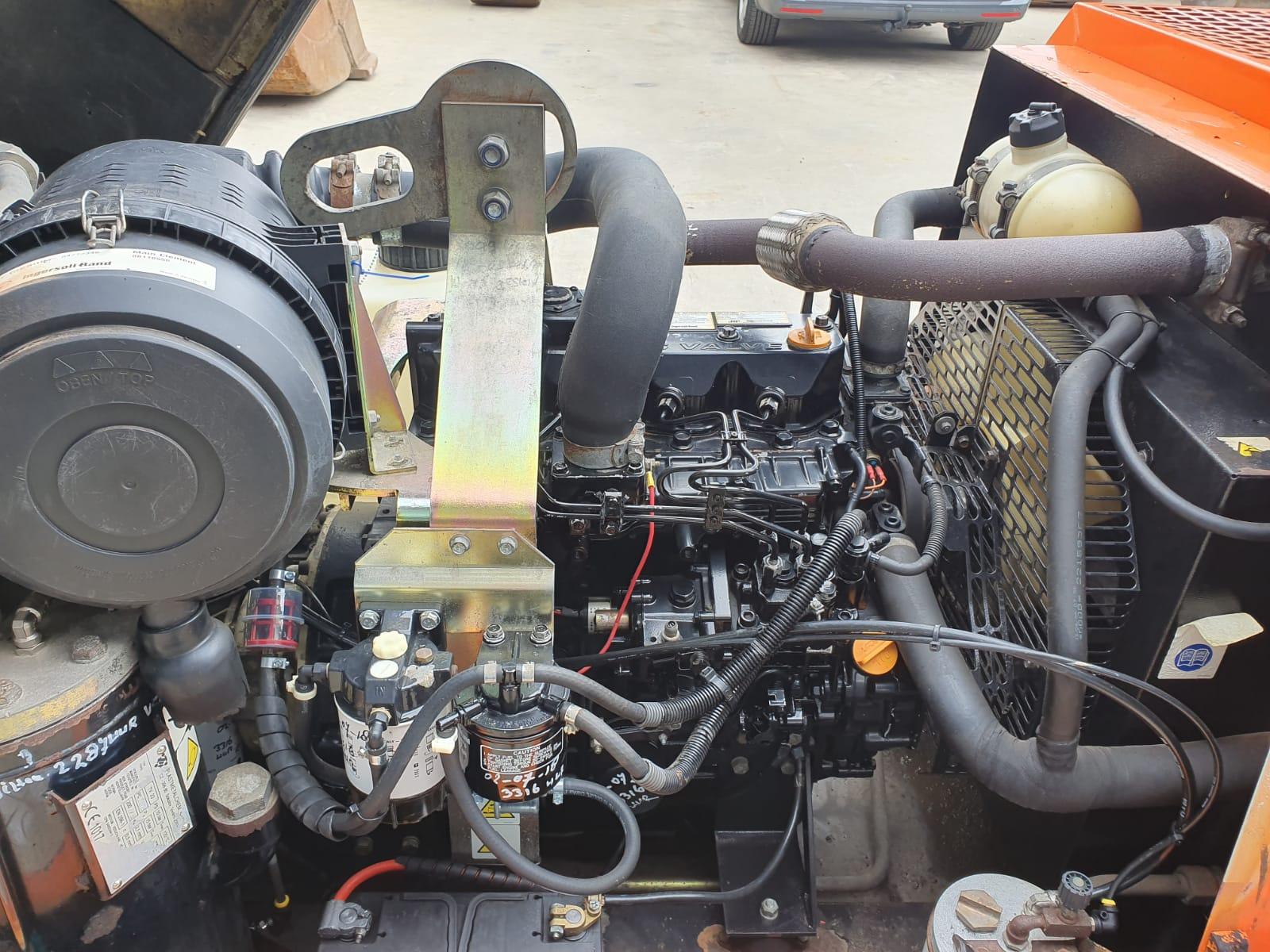 Compressor Ingersoll - Rand