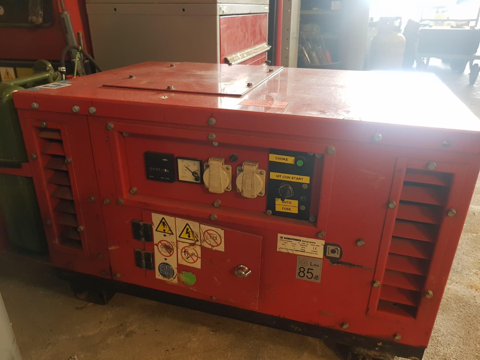 Generator 3 KVA