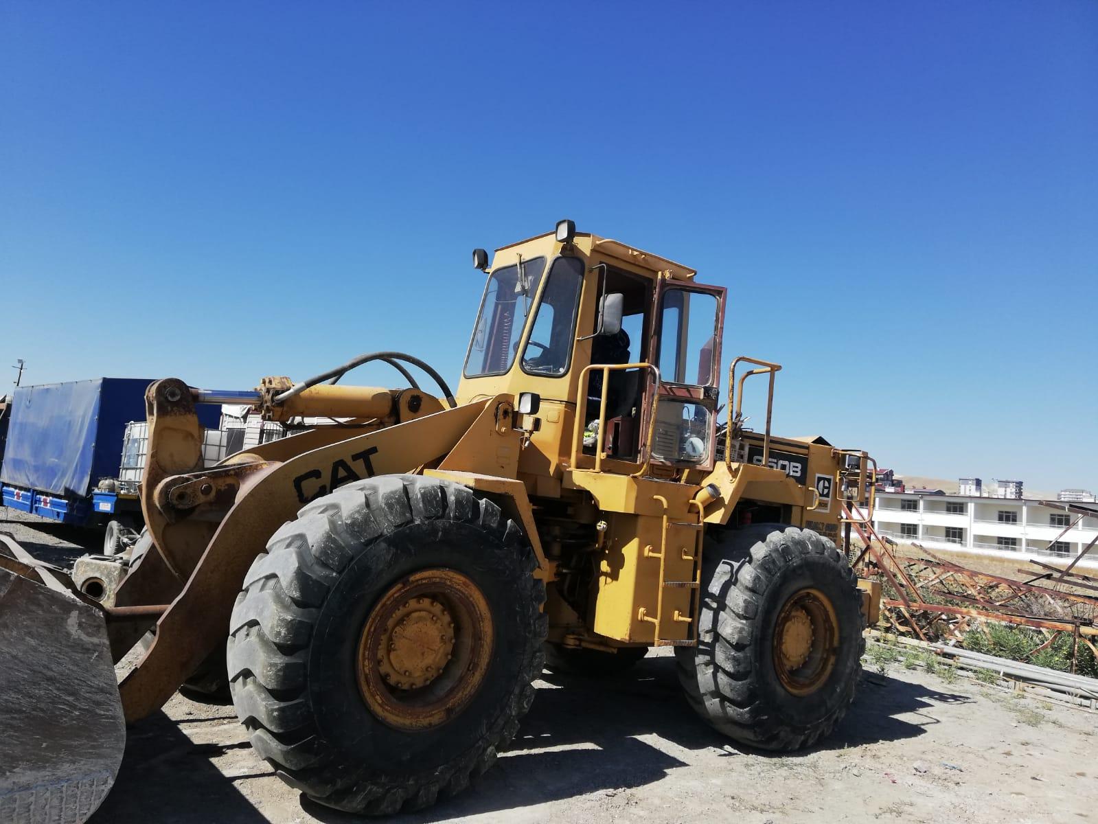 Caterpillar 950B Wheelloader