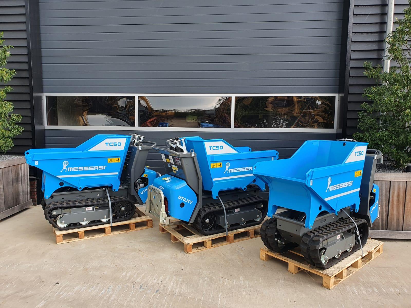 Messersi TC50 Track dumper