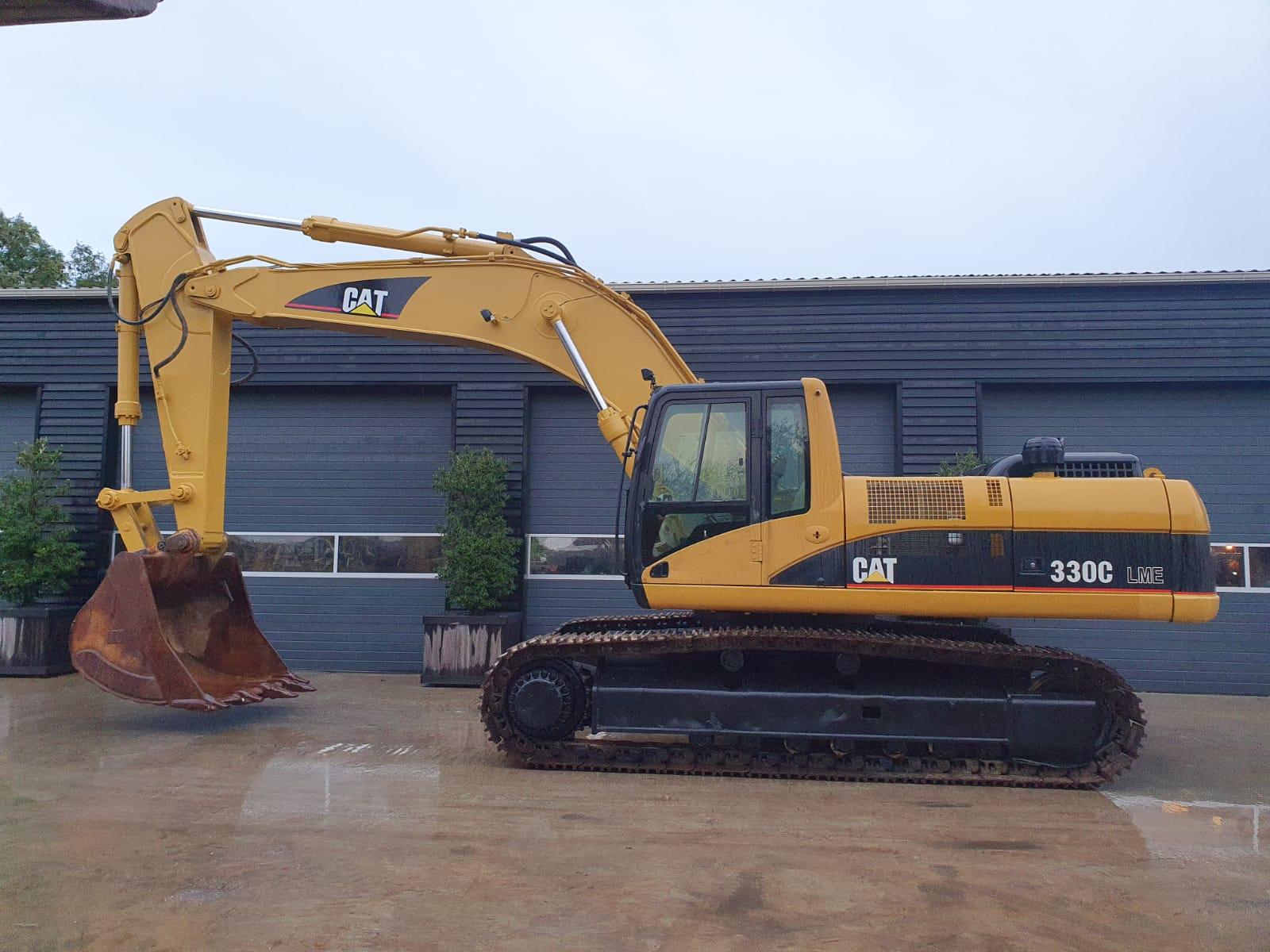 Caterpillar 330C Track excavator