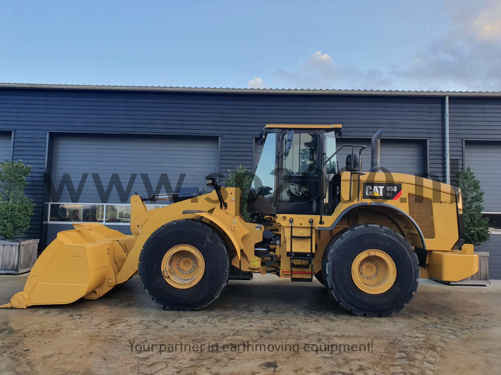 Caterpillar 950 GC Wheelloader