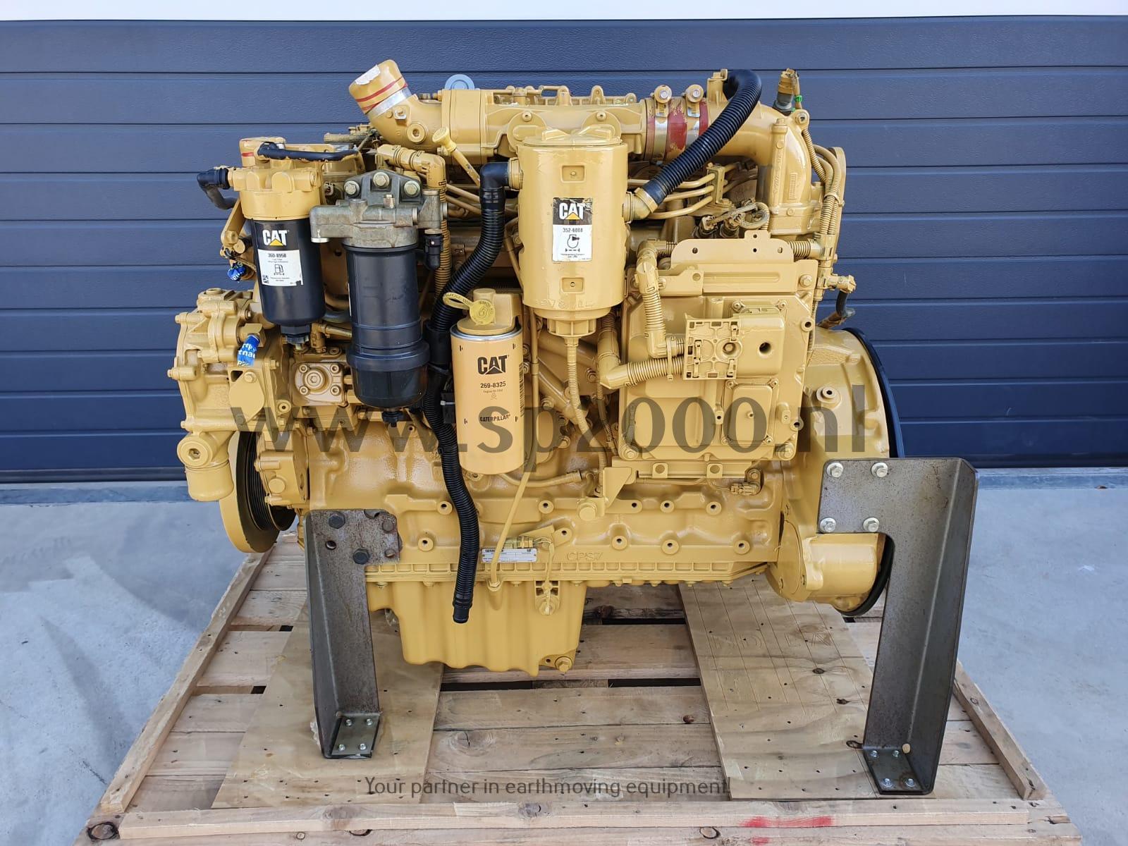Caterpillar C6.6  engine total rebuild