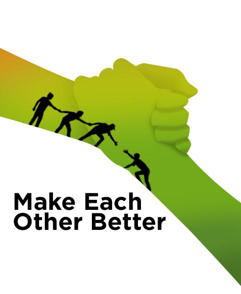 Gecko Robotics Value - Make Each Other Better