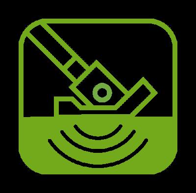 NDT UT Sensor Icon