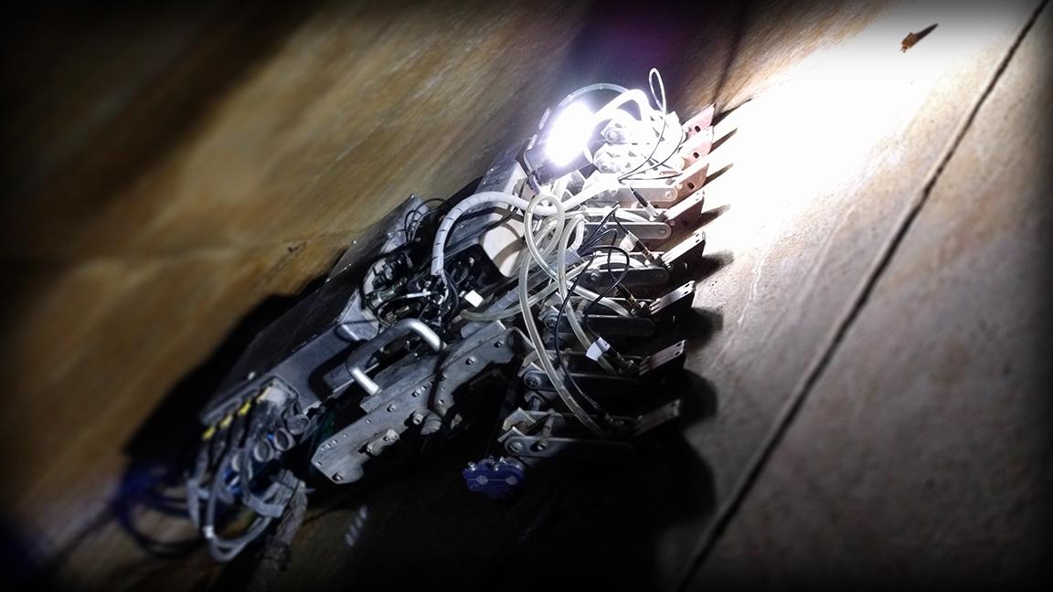 Gecko Robotics ScrubberInspection