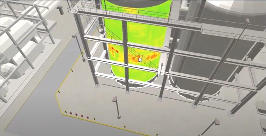 Gecko Robotics | Gecko Vision: Refinery