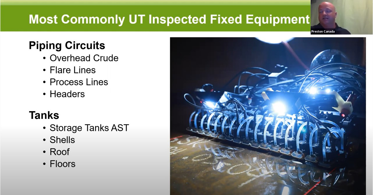 Gecko Robotics | Webinar Series: Rapid Ultrasonic Gridding for Fixed Equipment