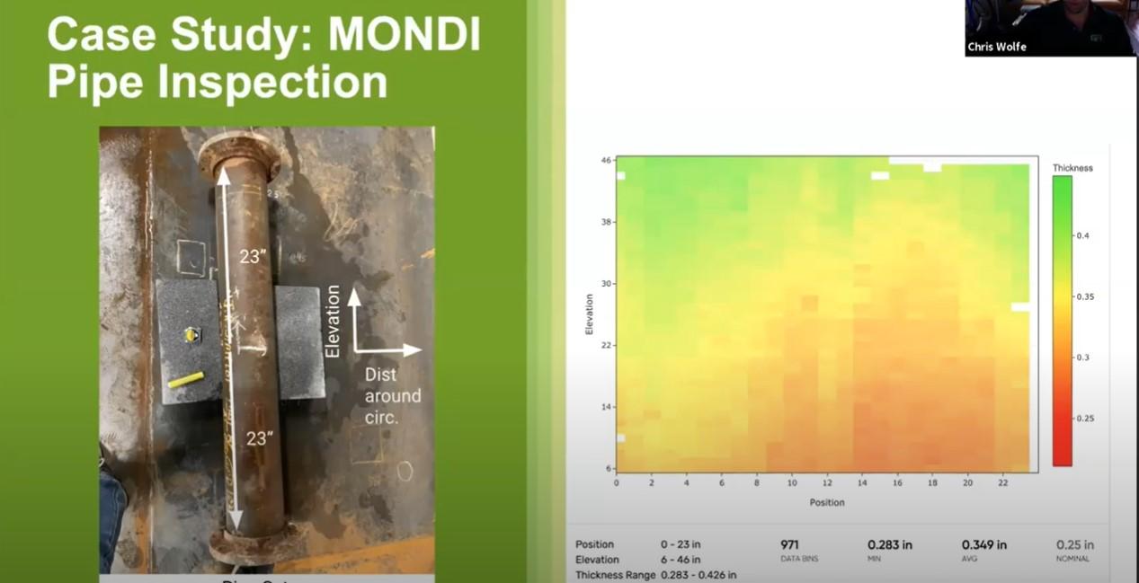 Rapid UT Gridding for Acid Equipment