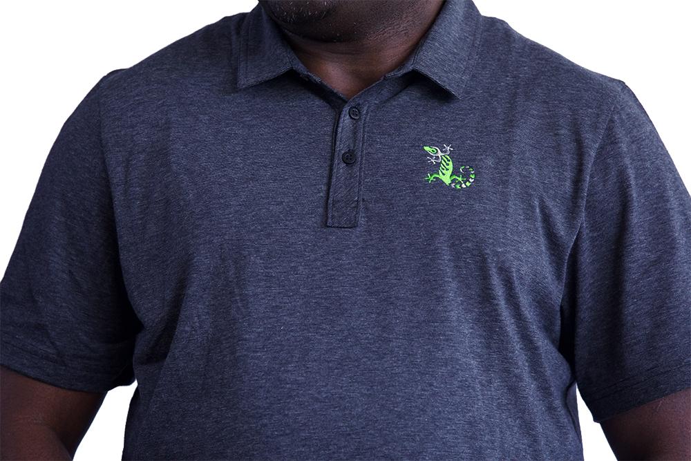 Gecko Logo Polo