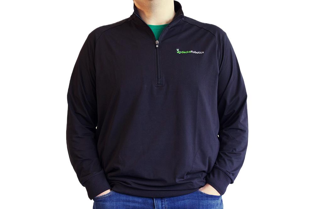 Gecko Logo Pullover