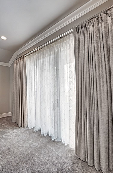Custom Window Treatments Granite Bay CA