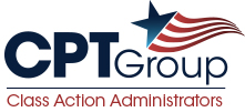 CPT Group Class Action Administers Logo