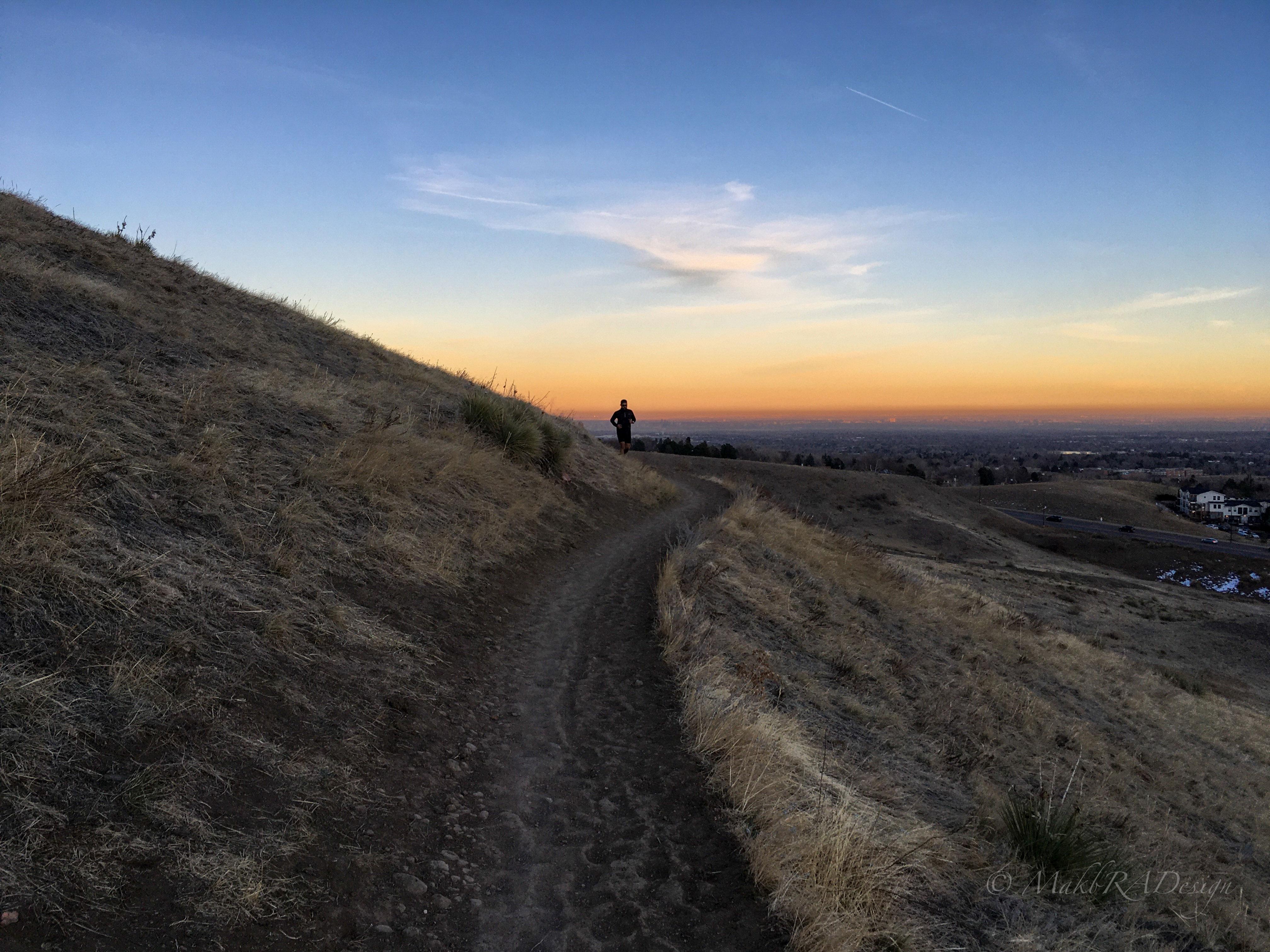 Green Mountain Trail Run