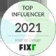 2021 Top Interior Design Influencer