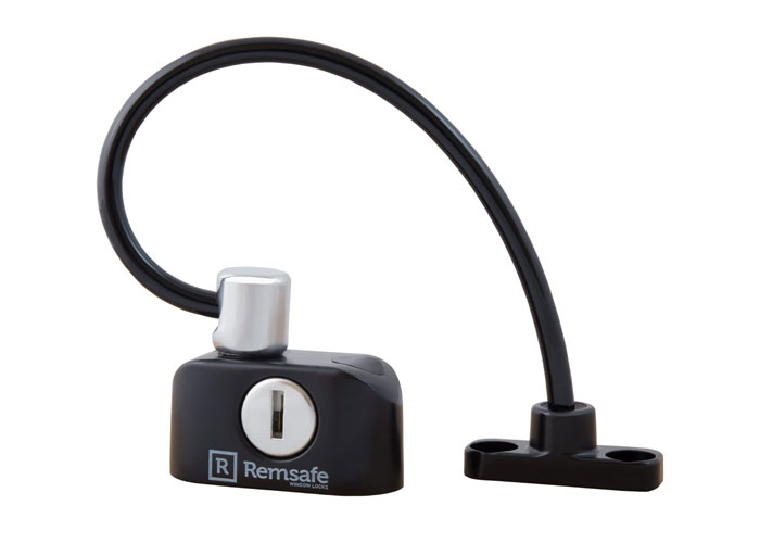Remsafe Window Restrictor - Cable Lock