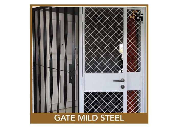 Single/Double Leaf Gate