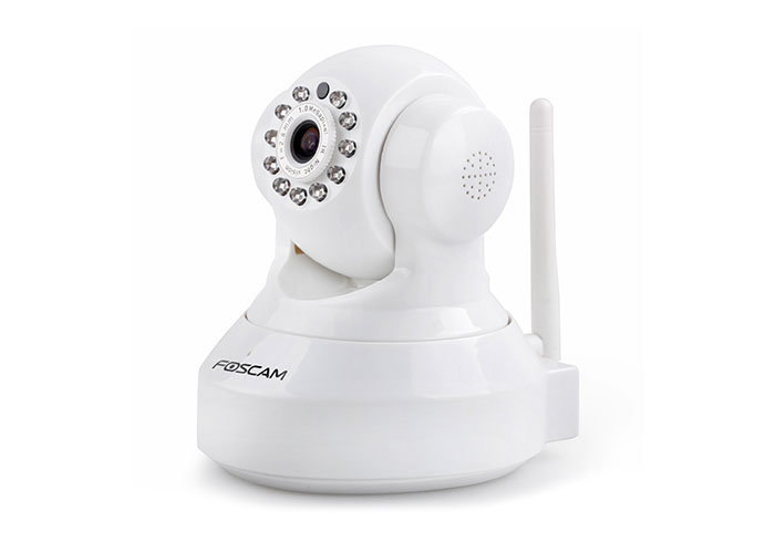 FI9816P - FOSCAM Wireless Indoor IP Camera 1.0 Megapixel (SD-Card slot)
