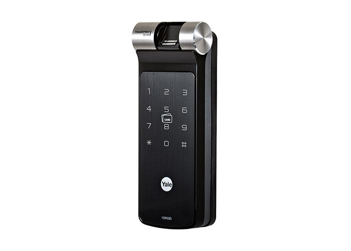 YDR50G - Yale Link Fingerprint Gatelock