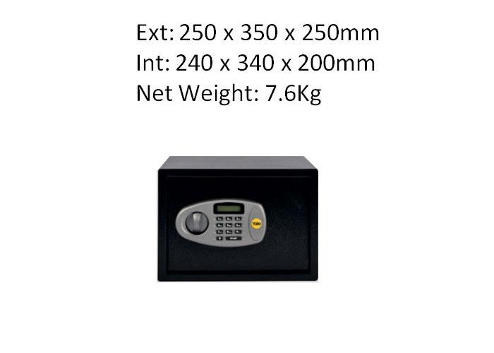 YSS/250/DB2 - Yale Standard Digital Safe (Medium)