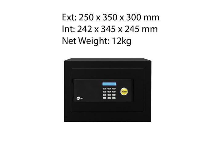 Yale Security Digital Safe Box (Medium)