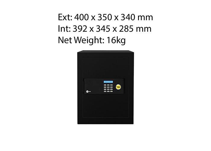 Yale Security Digital Safe Box (Large)