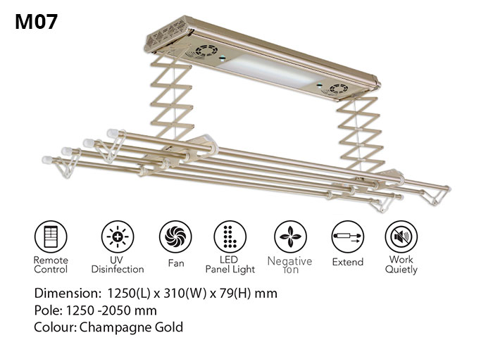 M07 - Smart Hanger Model 07