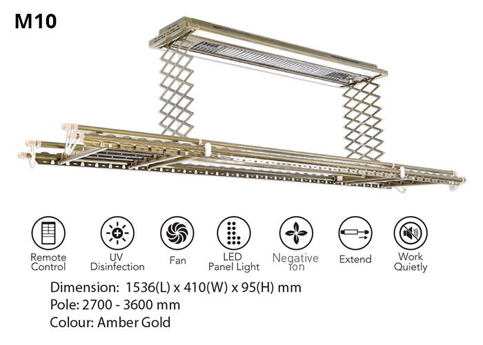 M10 - Smart Hanger Model 10