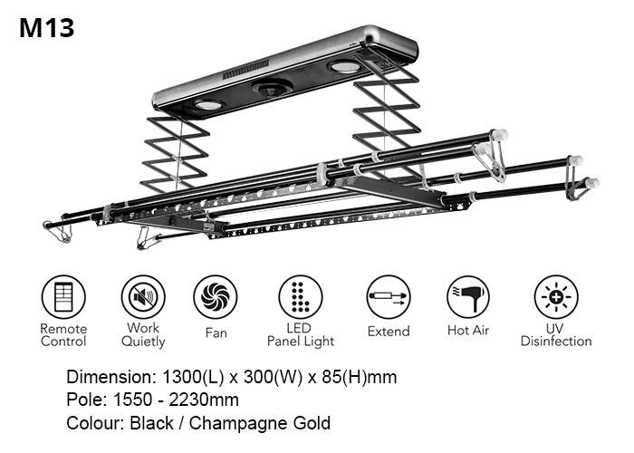 M13 - Smart Hanger Model 13