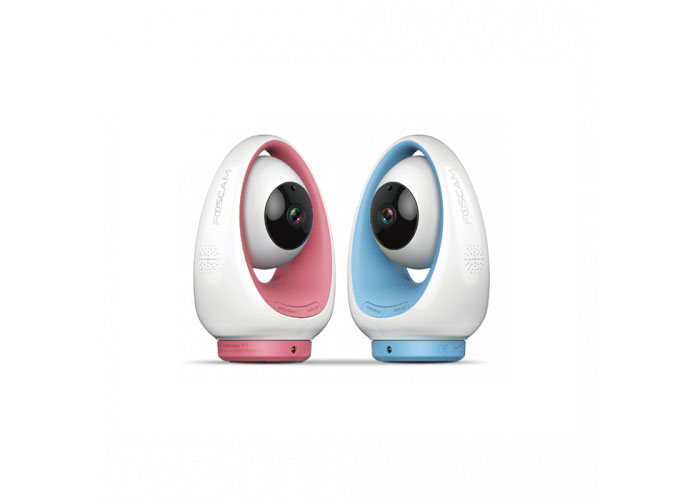 FOSBABY P1 - FosBaby P1 (Plug&Play) 1.0 Megapixel (Supports PTZ)