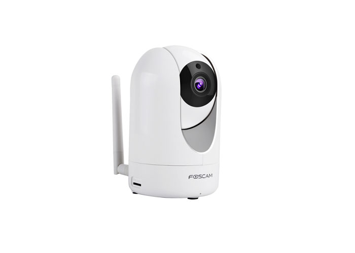 FOSCAMR2 - Foscam R2 (Plug&Play) Wireless N 1080P Pan/Tilt HD IP Camera IP Camera