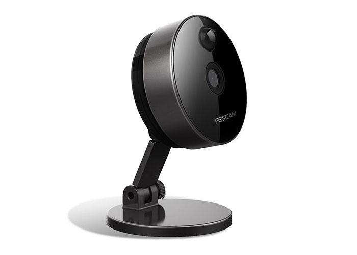 FOSCAM C1 - Foscam C1 Plug Play Wireless HD Mini IP Camera 720P
