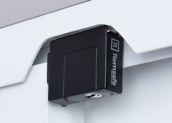 Remsafe Window Restrictor - Track Lock