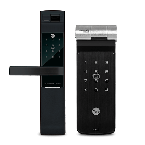 Yale Digital Lock - Ally Factory Outlet - Singapore Home Solutions