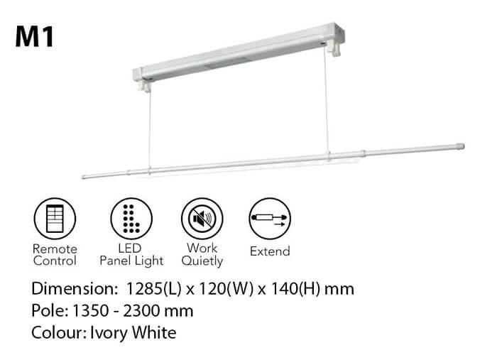 M01 - Smart Hanger Model 01