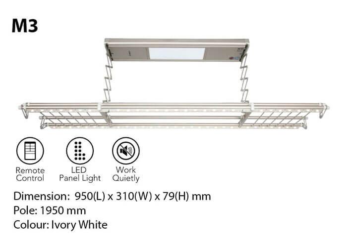 M03 - Smart Hanger Model 03