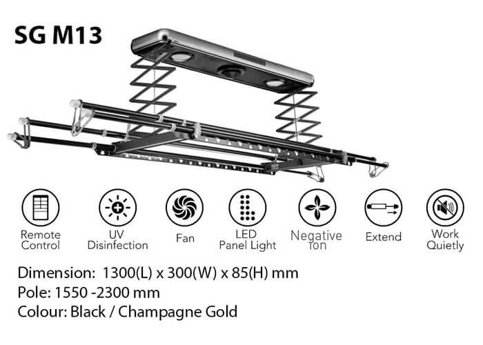 Smart Hanger Model 13