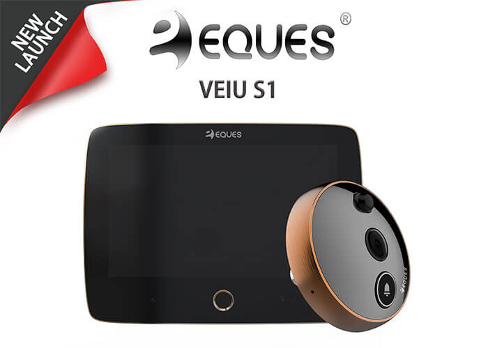 S1PRO - EQUES S1 Pro Digital Door Viewer