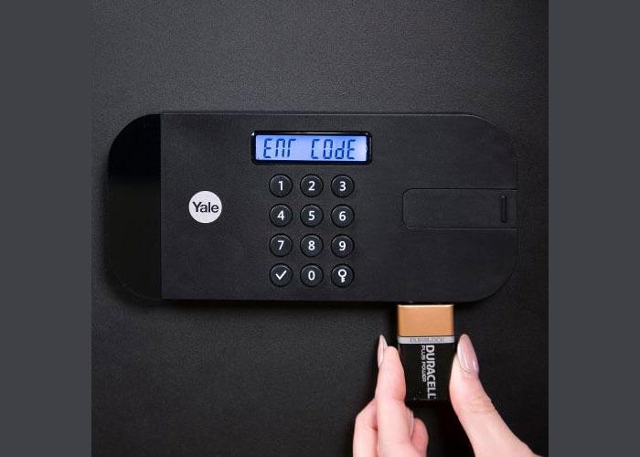 YLEB/200/EB1 - Yale High Security Laptop Safe - Yale High Security Motorised Safes