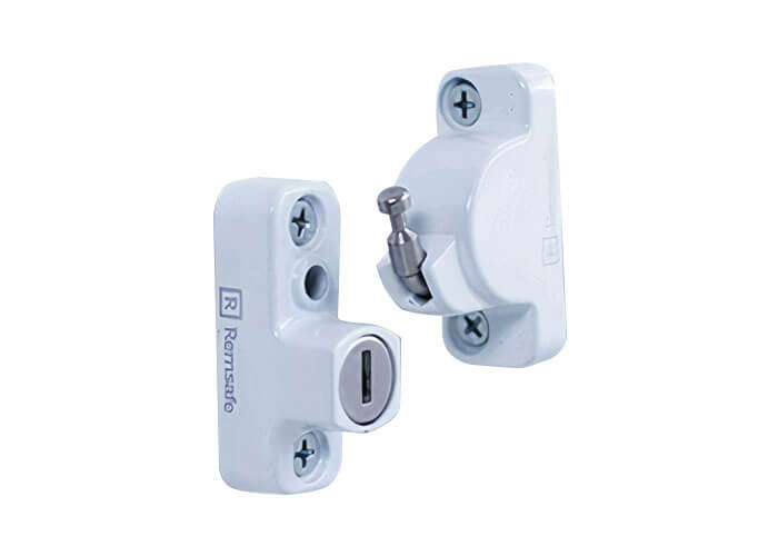 Remsafe Retractable Metrolite Window Restrictor