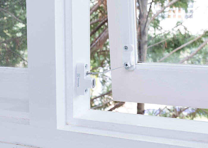 Remsafe Retractable Metrolite Window Restrictor