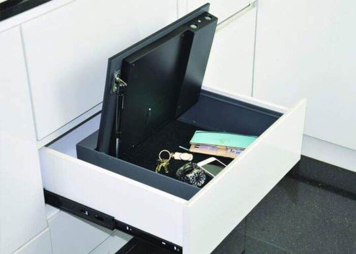 Duro - Art.155 Top-Open Safe
