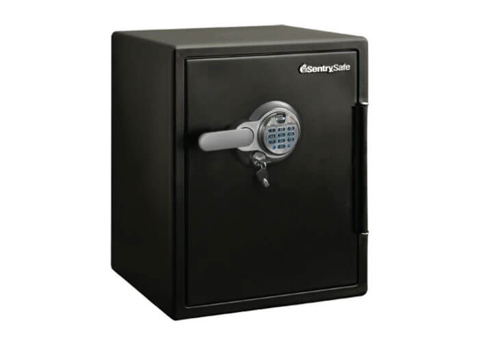 SentrySafe - SFW205BXC - Biometric fire & water proof Safe