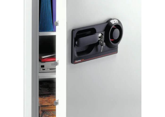 SentrySafe - S8371 - Combination business fire Safe